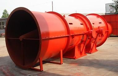 FBCDZ煤矿用主扇轴流风机